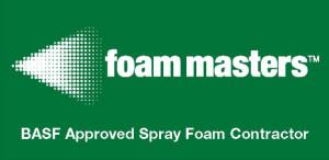 Foammasters logo green