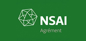 Images showing NSAI Agrement